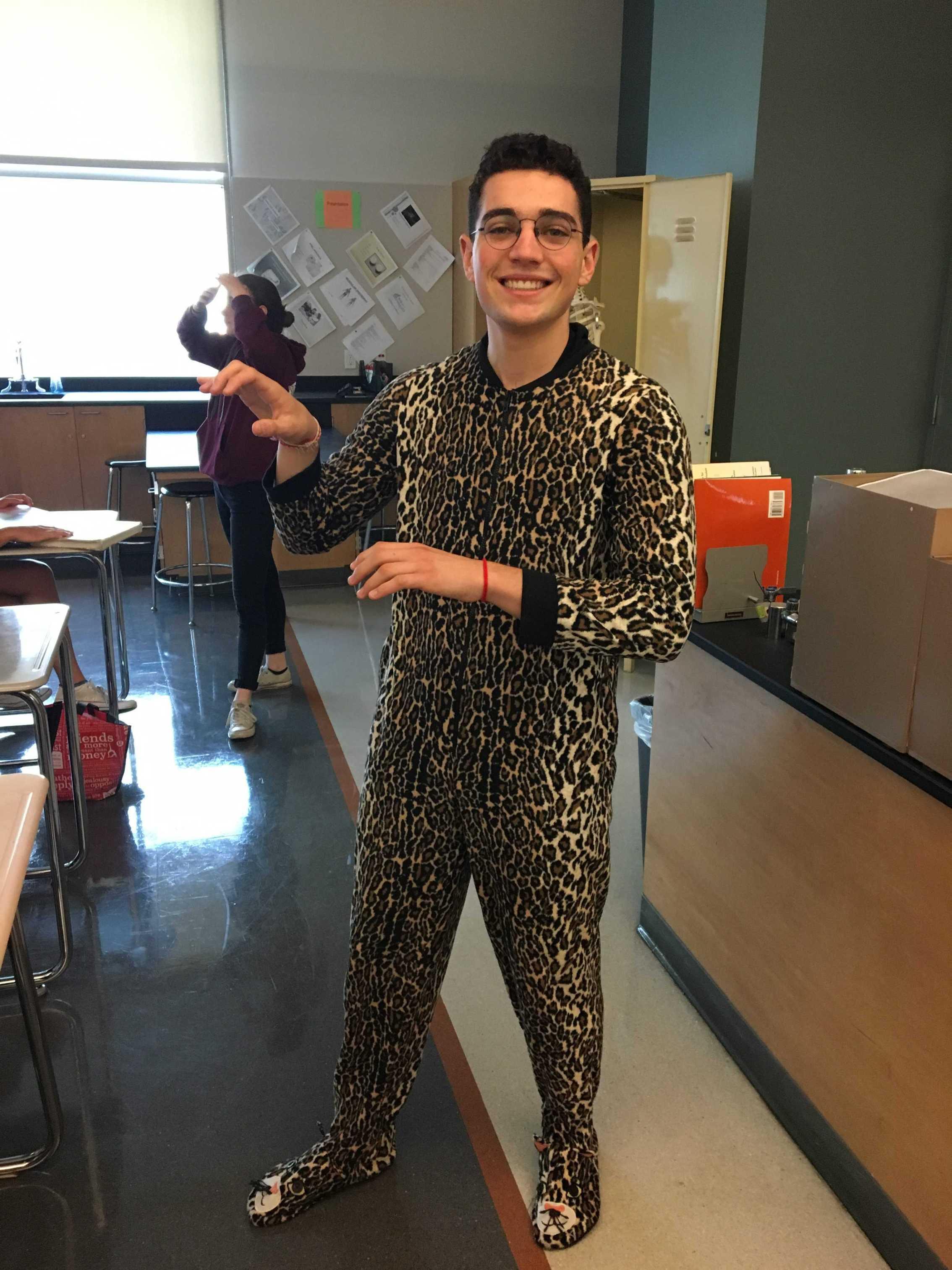 Pajama Wednesday
