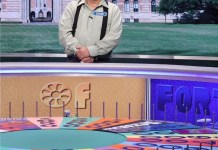 """Social studies teacher Dan Moroaica is a contestant on """"Wheel of Fortune"""". The show was taped over the summer, but aired on Wednesday."""