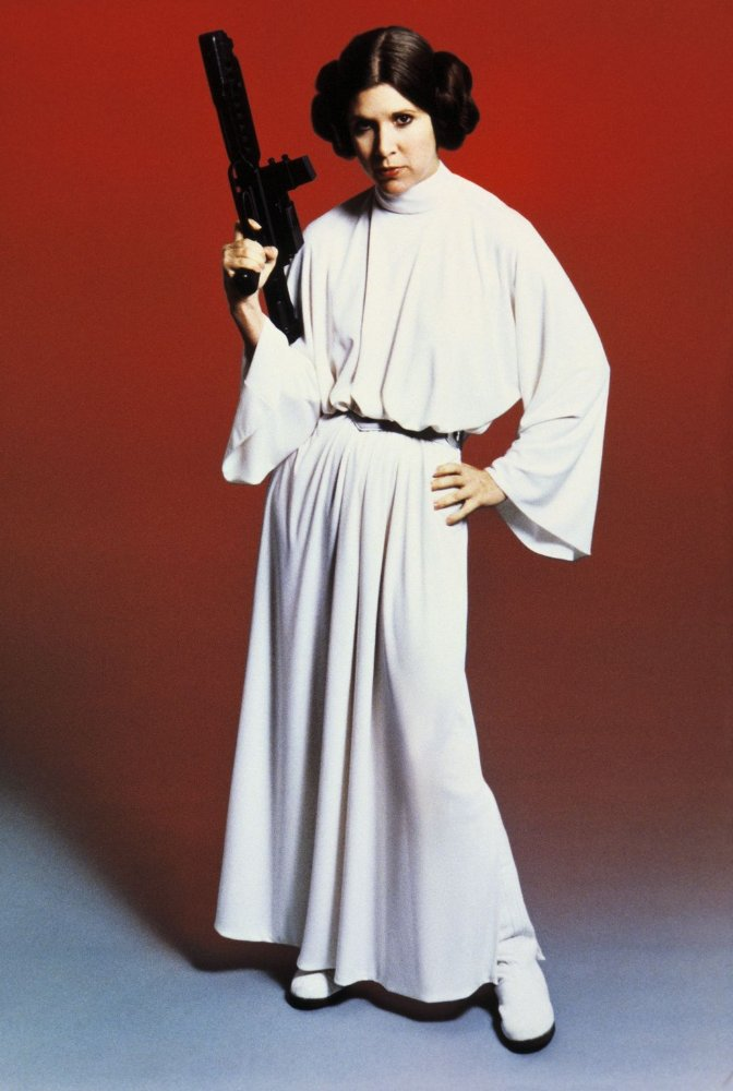 A New Hope Princess Leia