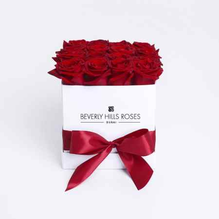 red rose box