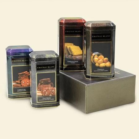 Cookies Fancy Box (4 Pack)