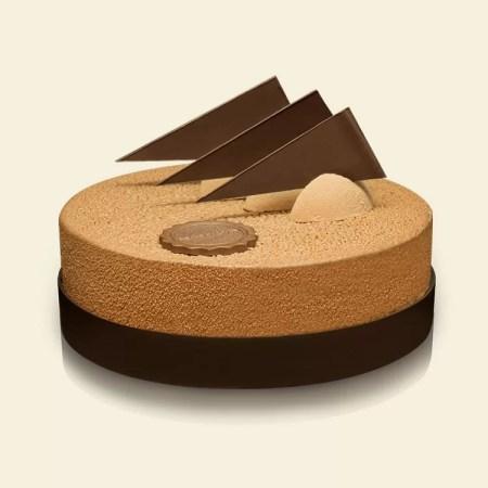 Lush Chocolate Milo Cake