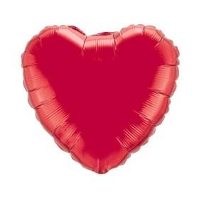 Red Heart valentine Foil Balloon