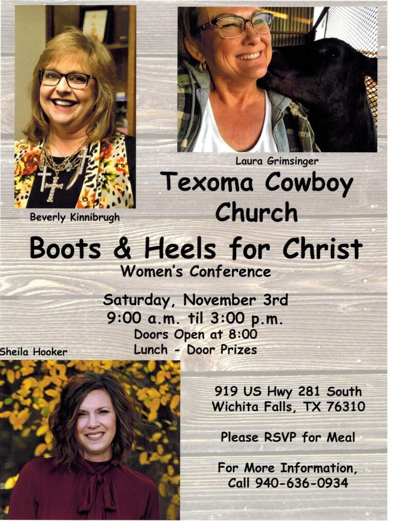 Boots & Heels for Christ