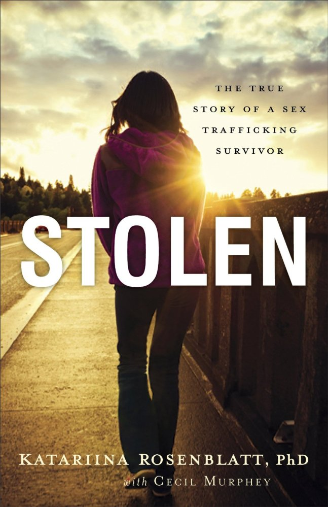 Stolen: The True Story of a Sex Trafficking Survivor by Katariina Rosenblatt and Cecil Murphey ~Review~ (1/6)
