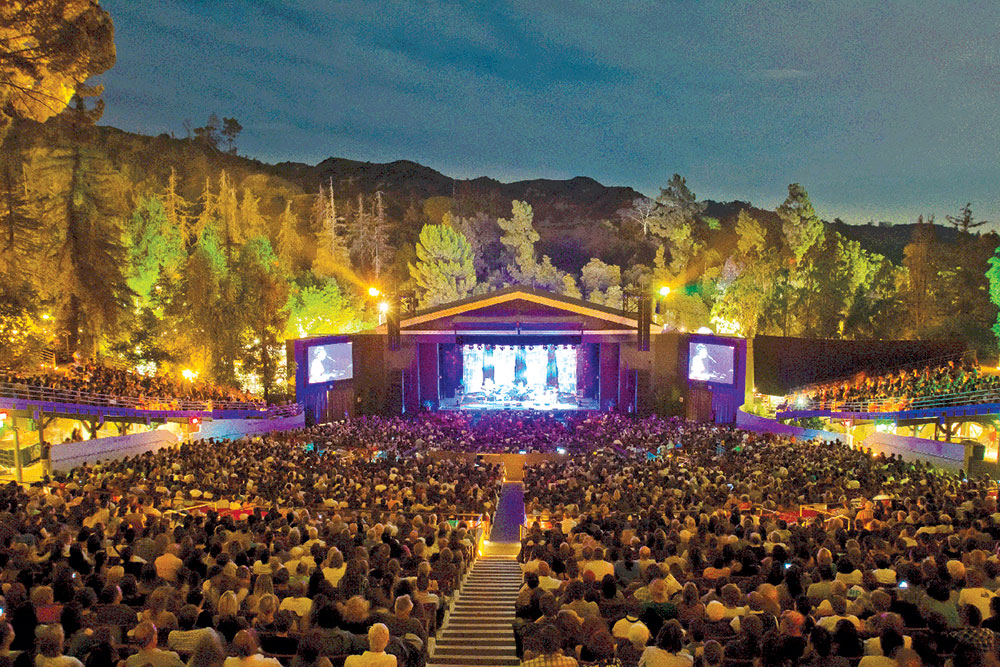 Greek Theatre Named Best Small Outdoor Venue For 15th