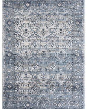Beverly rug amalfi collection cream and grey area rug 02733a