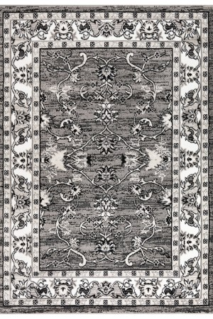 Beverly Rug Regal Collection Timeless Classic Traditional Area Rug 179 Bone grey
