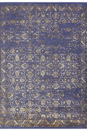 beverly rug princess collection vintage oriental area rug 813 cream blue