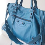 BALENCIAGA BLUE INDIA CITY