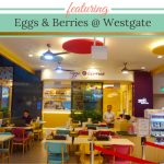 FOOD REVIEW: Eggs & Berries