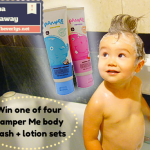 GIVEAWAY: Win one of four Pamper Me body wash + lotion sets from O-Spa (worth $58 each)