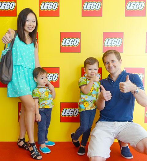 Lego Store Suntec City, Singapore