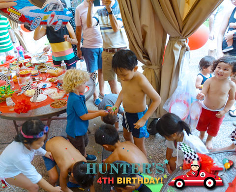 HunterFourBday14