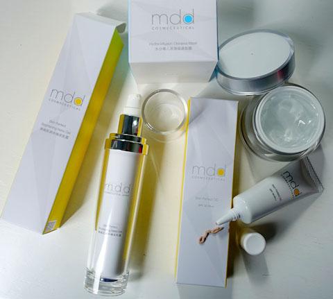 MDD cosmeceuticals by Skin Inc