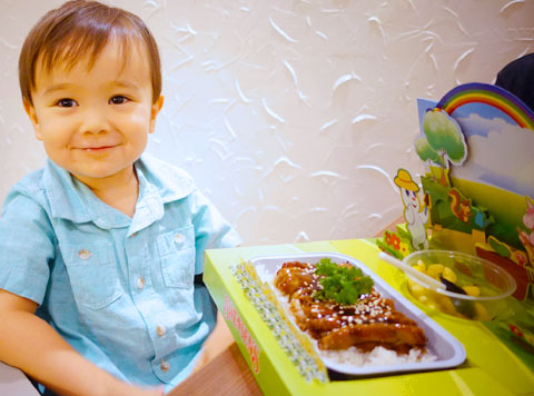 Swensen's Garden Kid's Meal