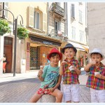 FRANCE: life in a little village called Valbonne