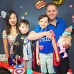 CARTER'S SUPER-FUN 5th BIRTHDAY!