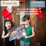 GIVEAWAY: Celebrate Christmas with an epic feast @ Morganfield's