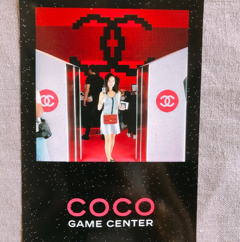 CHANEL'S COCO GAME CENTER EVENT