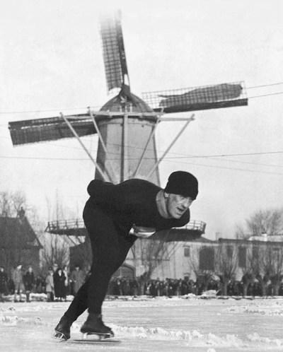 8ac24030e31 Dat deed hij in het Duitse Davos, hij snoepte daar toen dik twee seconden  af van het oude record wat op naam stond van een Noorse schaatser.