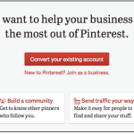 How To Convert A Pinterest Account