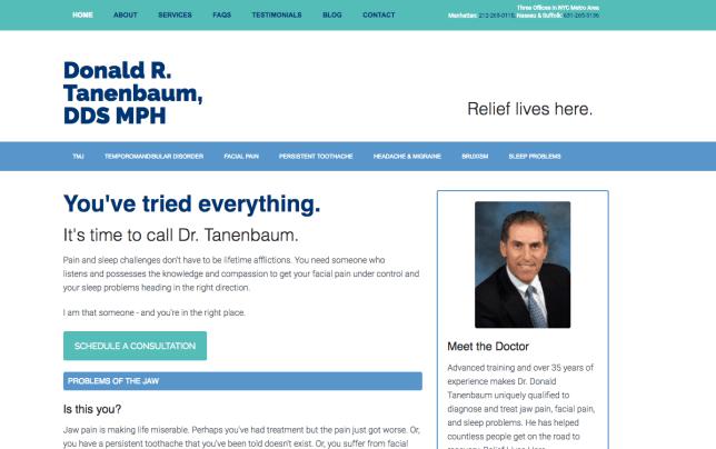 donald tanenbaum website, be visible, betsy kent