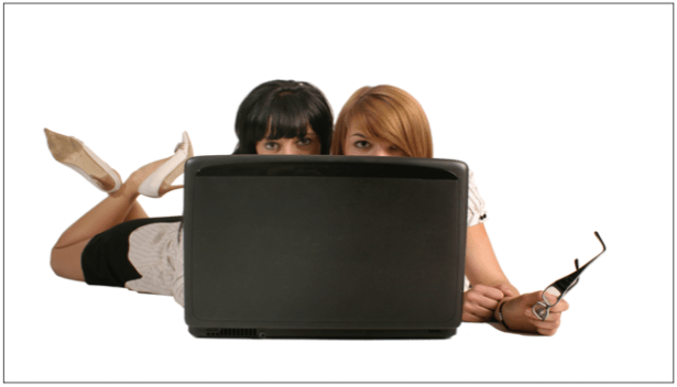 Facebook Split Personality Disorder, betsy kent, bevisible, be visible, facebook for business