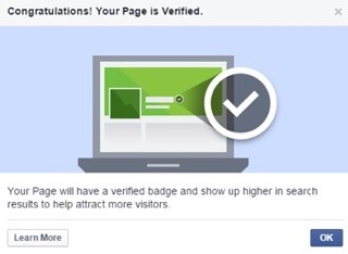 Why You Should Verify Your Facebook Business Page Now