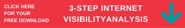 Internet Visibility Analysis Optin Button