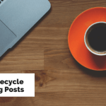 recycle blog posts, blogging, online marketing, betsy kent, be visible, blog school