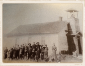 Schoolhouse, Old West, Plains