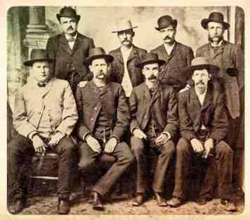 Dodge City Kansas Lawmen