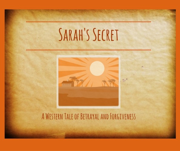Sarah's Secret, final book title