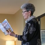 Book reading party 6-6-17 Bev Scott