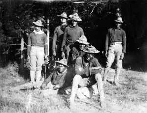 American history, Black history, buffalo soldiers