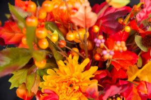 Autumn Bouquet to Celebrate Thanksigving, Bev Scott