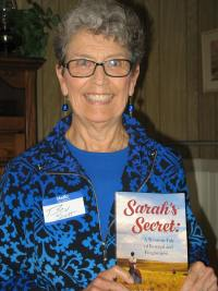 Bev Scott at Word Project Press event, Oct. 2017