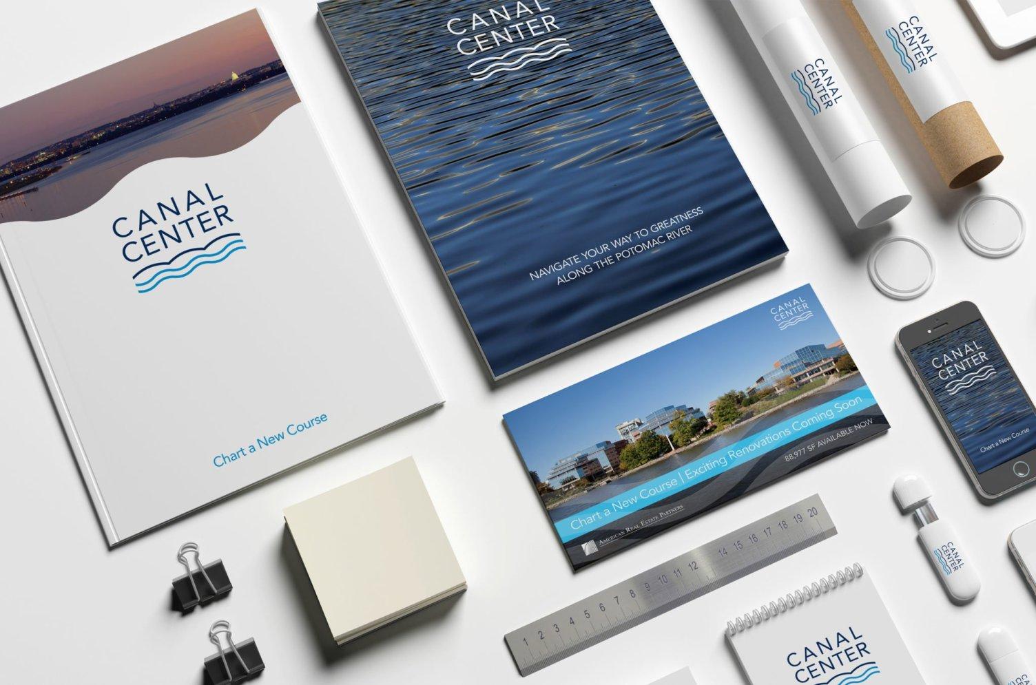 Canal Center Print Materials