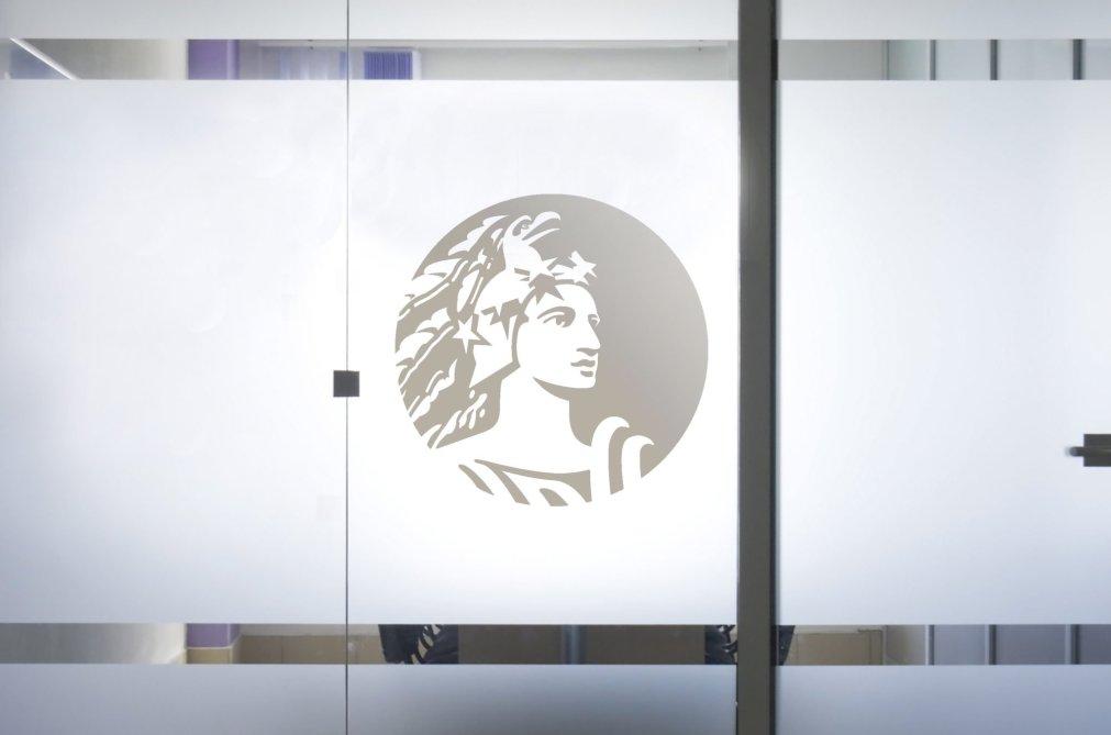 NCRIC Logo on Window