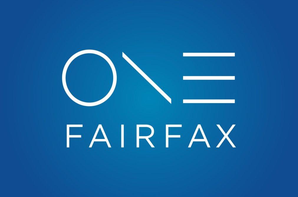 One Fairfax Logo