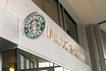 Starbucks Storefront