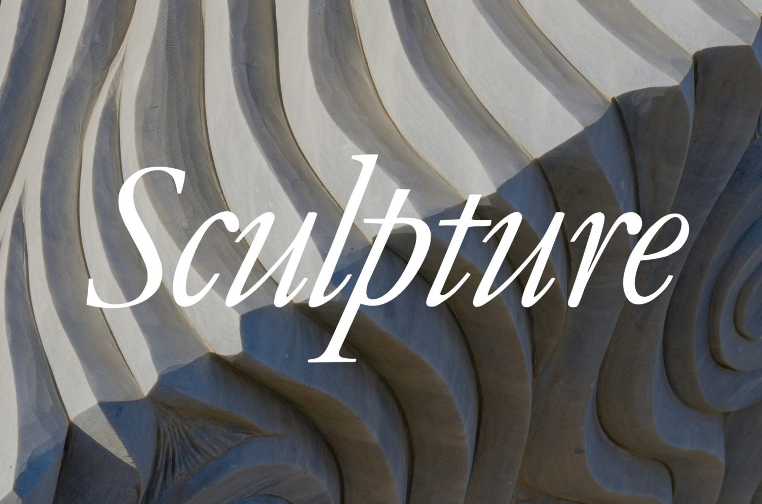 Sculpture Magazine Logo