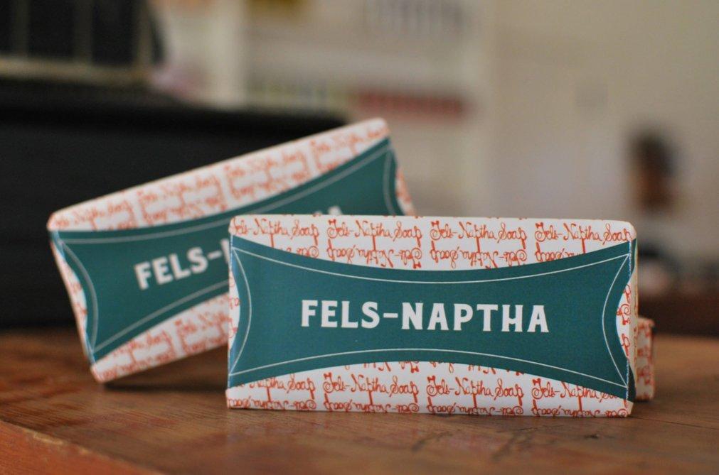 Shawnee Town Fells-Naptha