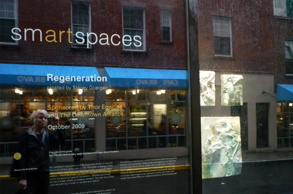 SmartSpaces Reflection