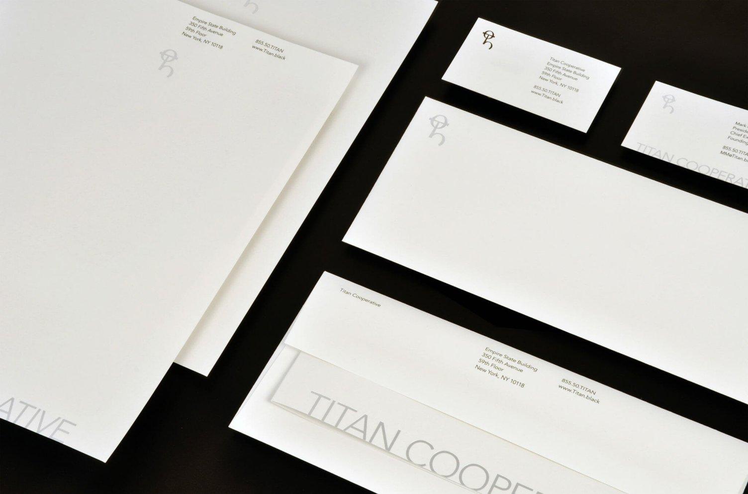 Titan Cooperative Stationery