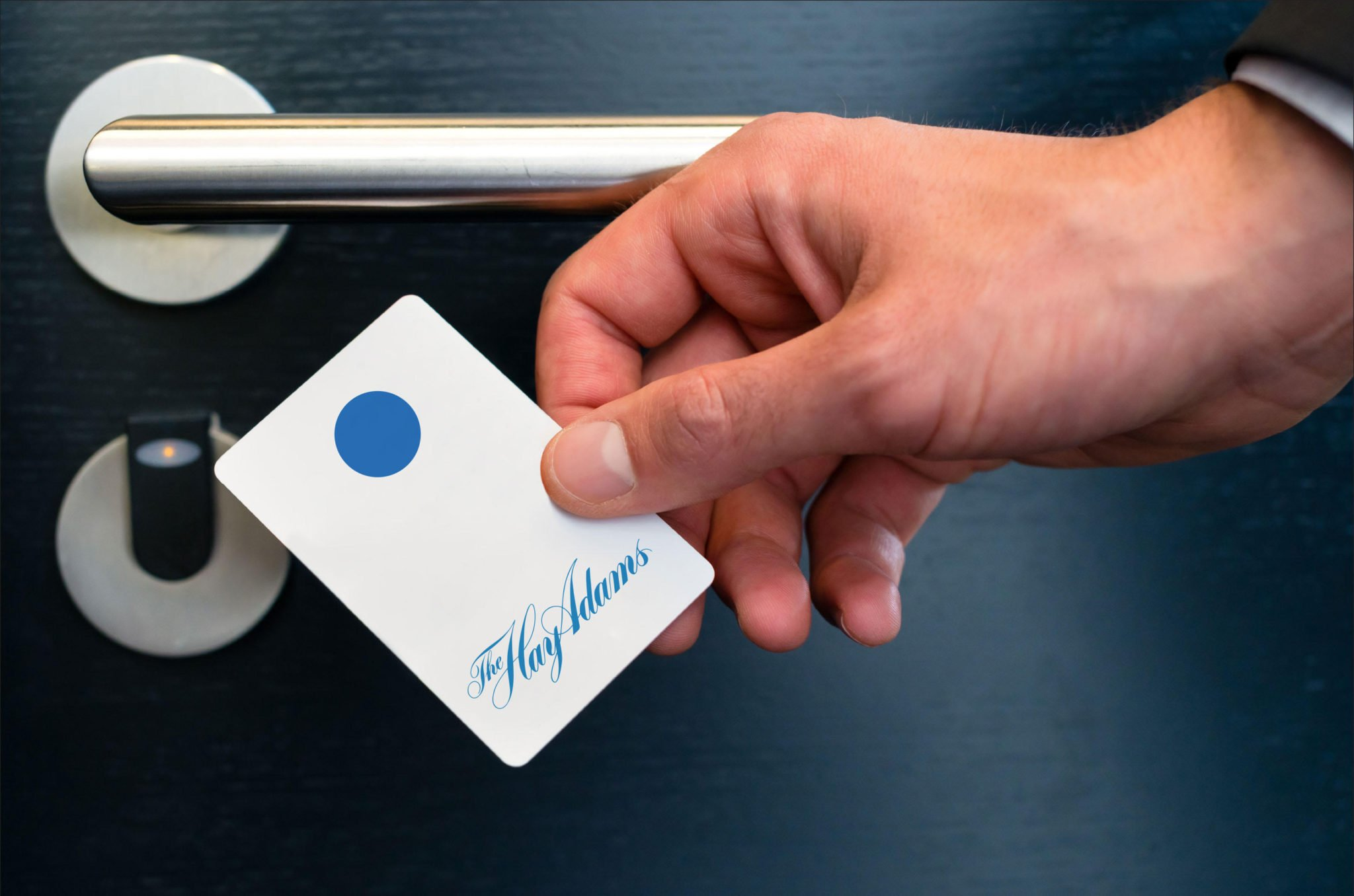 Hay-Adams Keycard