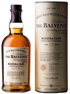 balvenie 17 year maderia cask