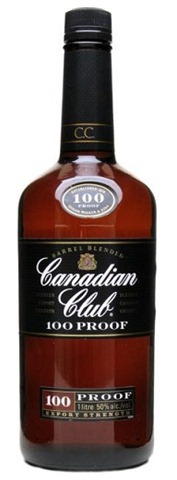canadian club 100 proof
