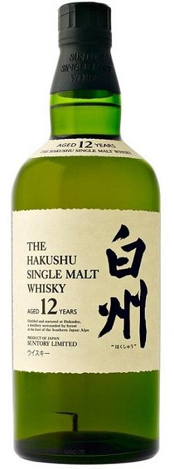 hakushu 12 japanese whisky